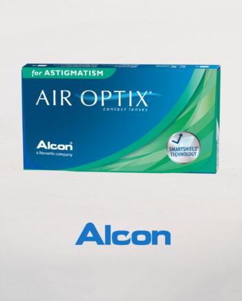alcon air optics astigma