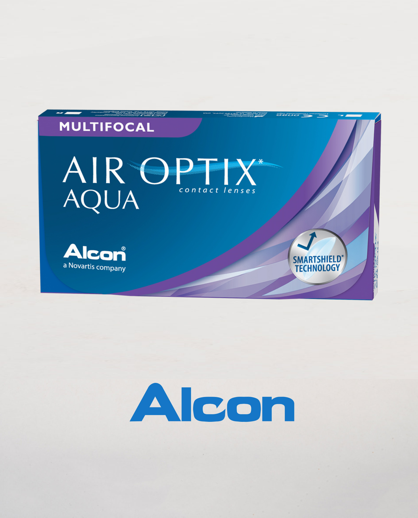 Alcon Air Optix Aqua Multifocal Oculus Optika
