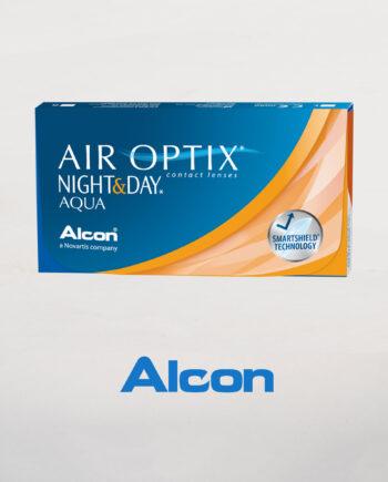 alcon air optics night day