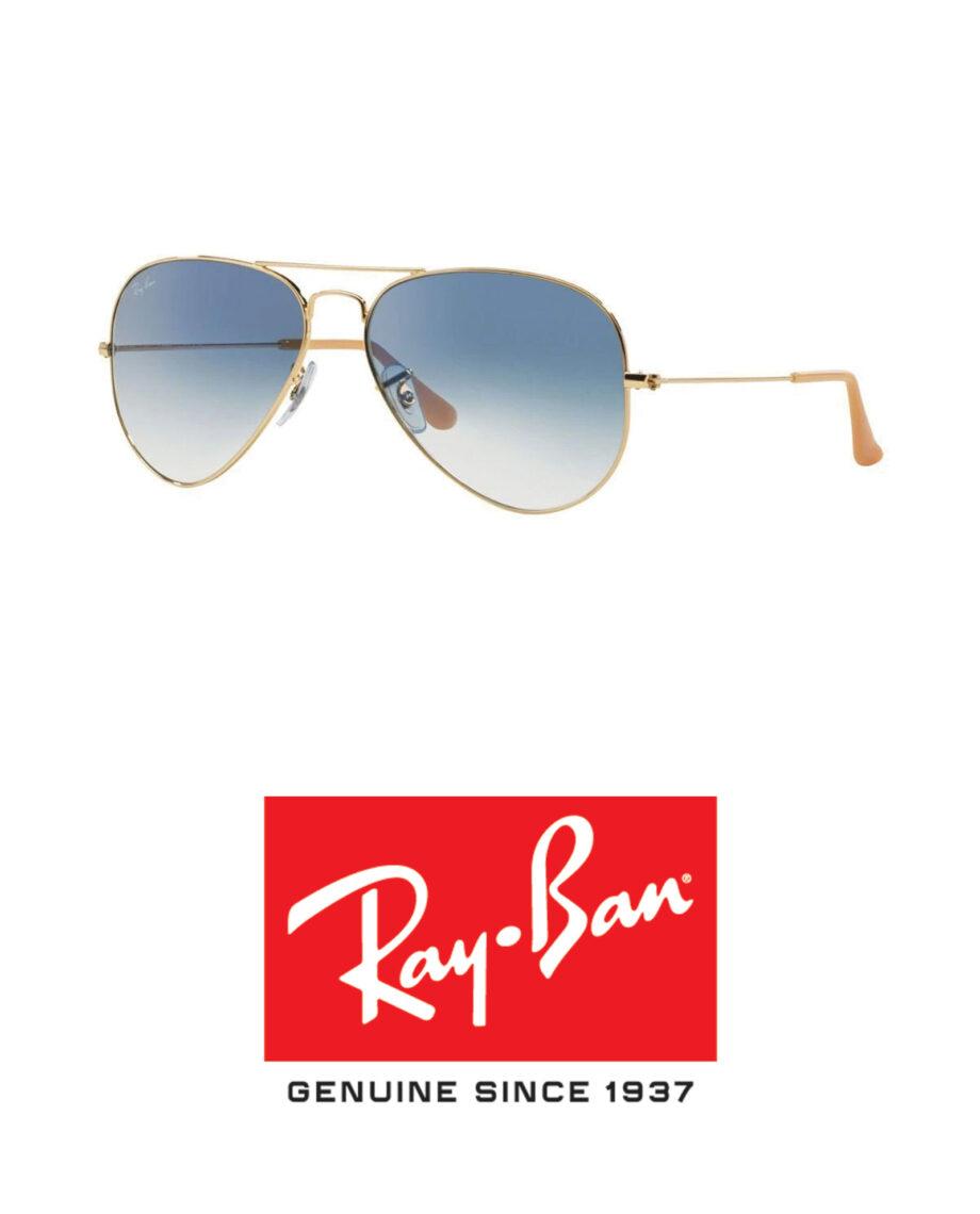 Ray Ban RB 3025 0013F