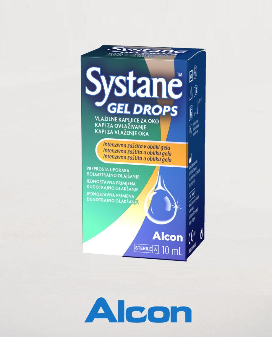 Systane Gel Drops Pack