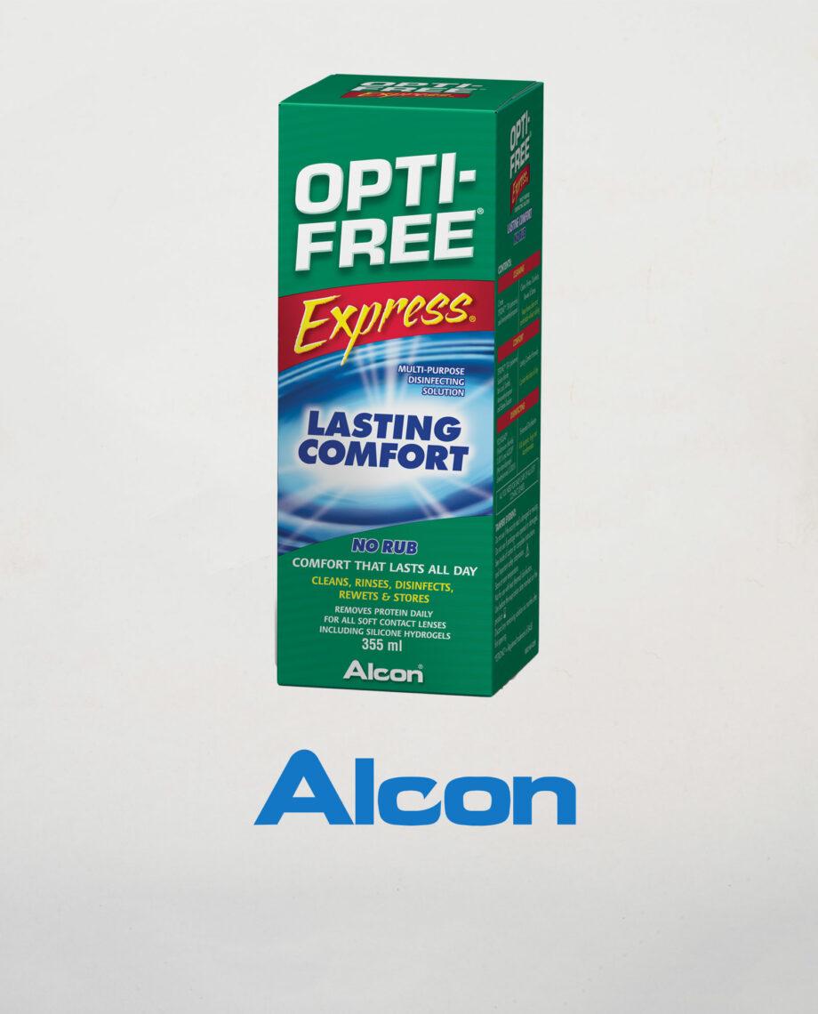 alcon opti free
