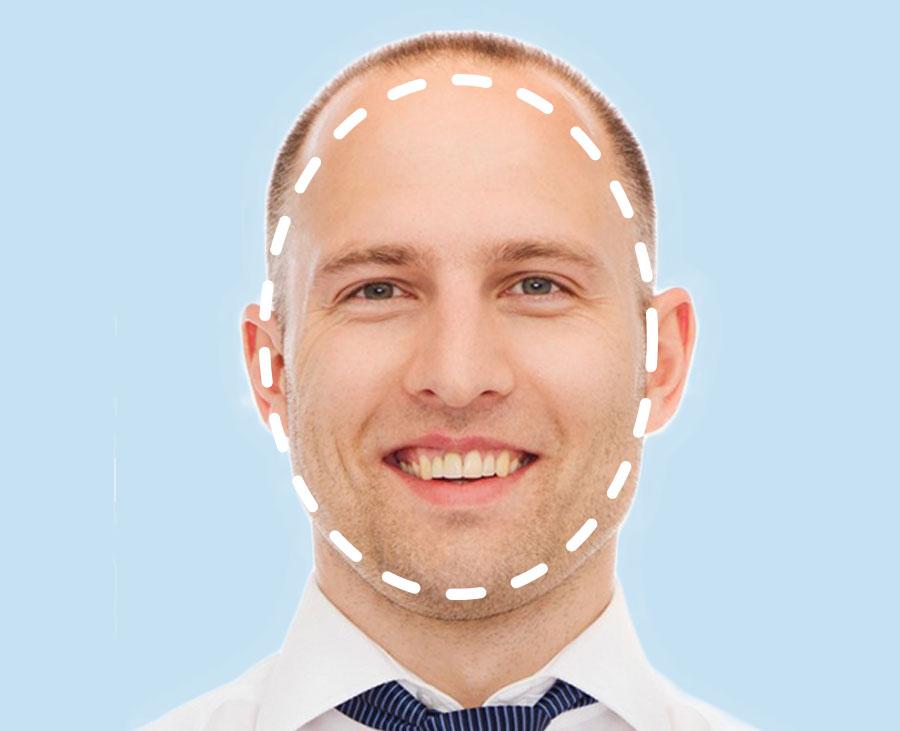 ovalni oblik lica v2